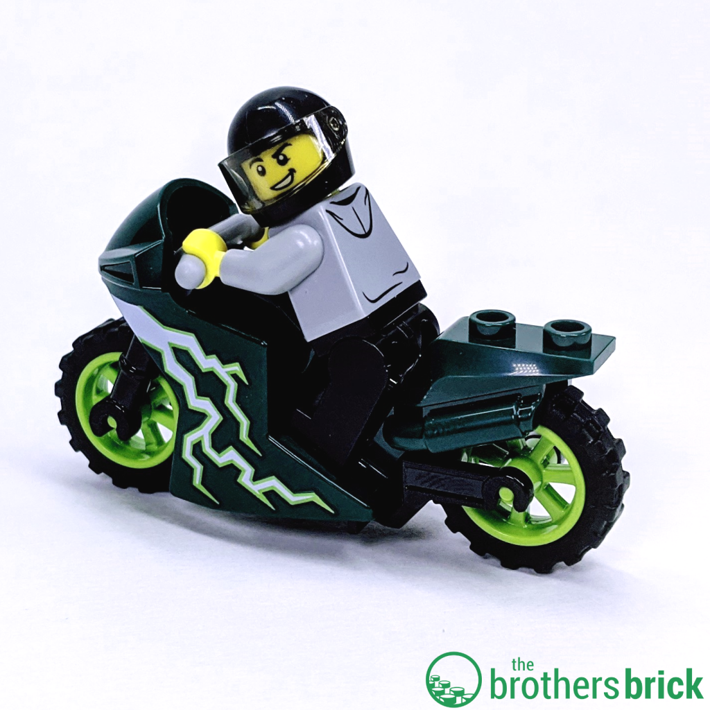 LEGO CITY 60255 - Motorcycle and rider