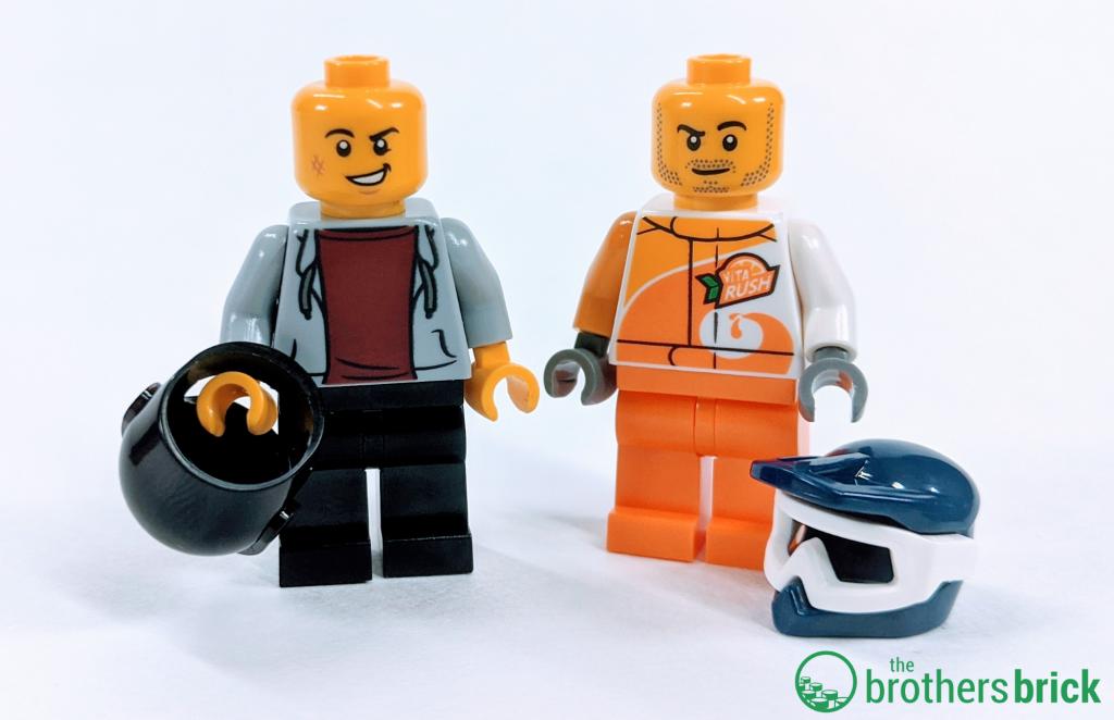 LEGO CITY 60255 - Minis