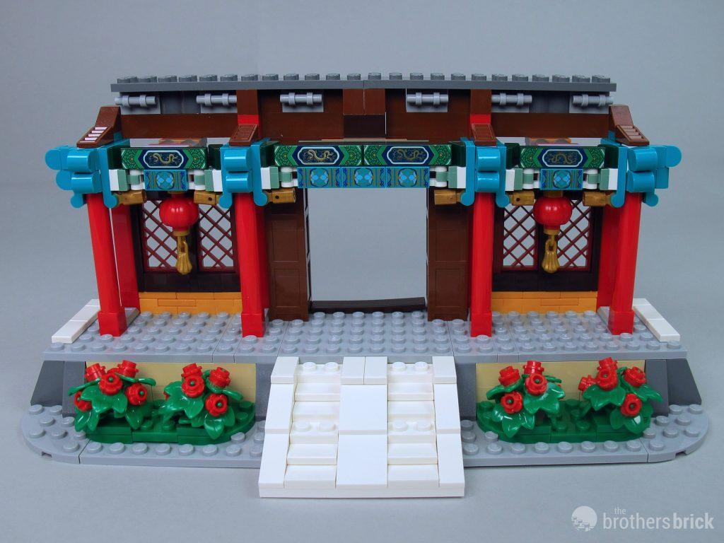 4 Parts Lego Custom City Wall Lamp Light Lantern New
