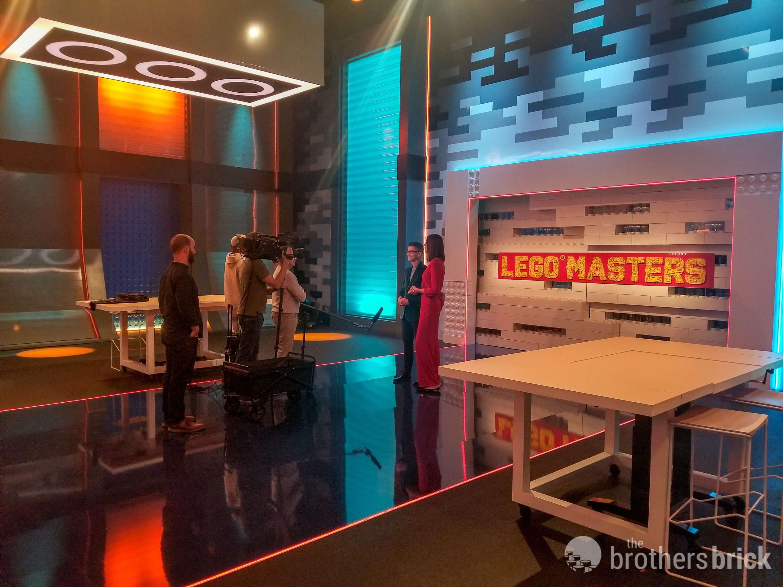 Lego Masters Judges Jamie Berard And Amy Corbett Interview The Brothers Brick The Brothers Brick
