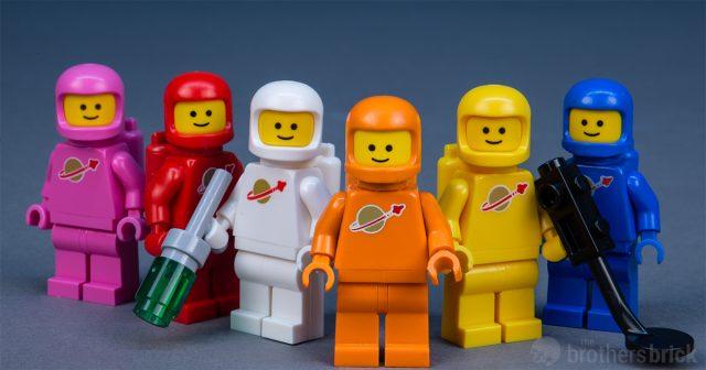 LEGO Minifigure Spacemen 147
