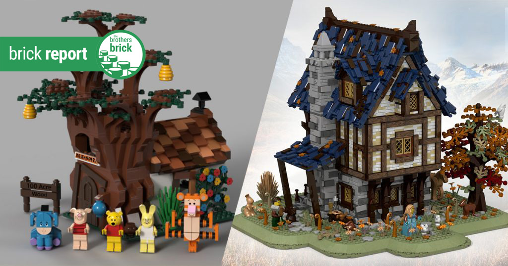TBB Weekly Brick Report: LEGO news roundup for January 15, 2020 | The Brothers Brick