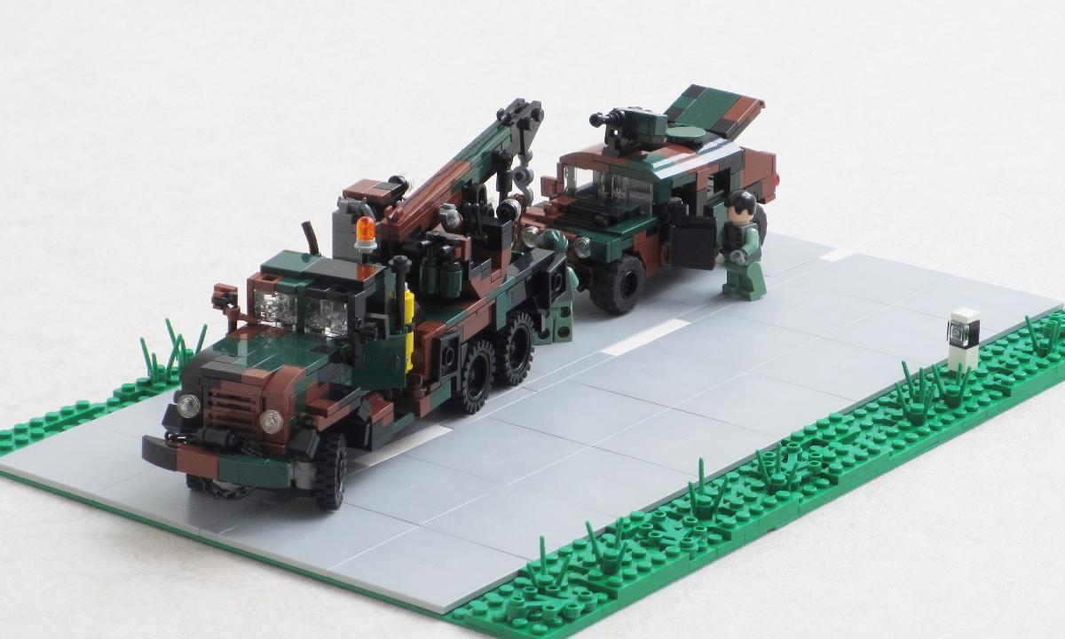 Lego 4x Battle Vehicles NEW!!!!