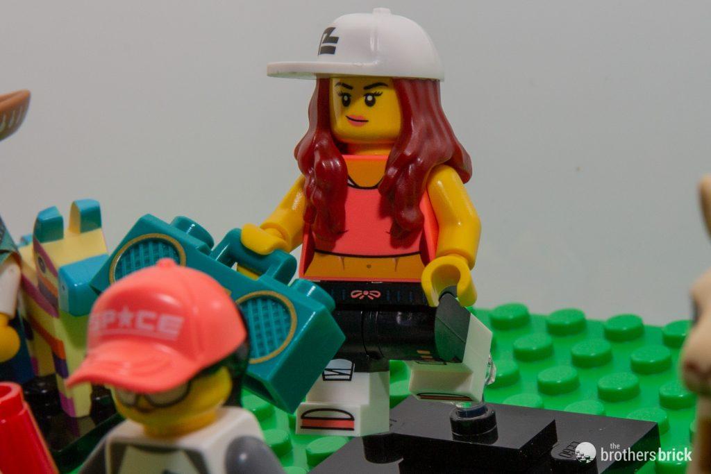 20 Different Types 20 NEW LEGO Minifigure Female Women Girls Hair /& Hats