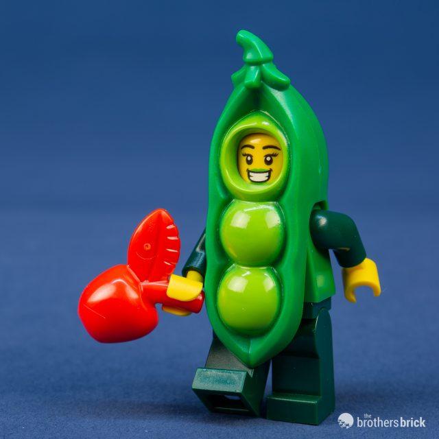 NEW Lego Boy//Girl//Female Minifig GREEN SHORT LEGS Small Child Minifigure