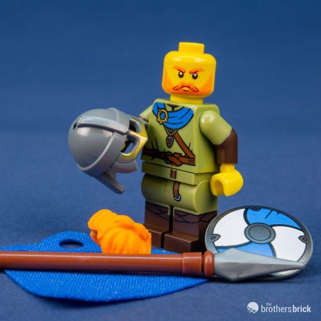 LEGO FIGURES 71027 SERIES 20 VIKING # 8