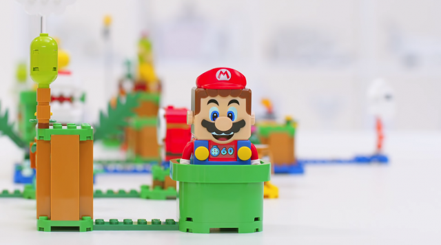 Image result for lego mario
