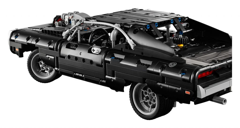 LEGO Technic 42111 Dom/'s Dodge Charger The Fast and the Furious N5//20