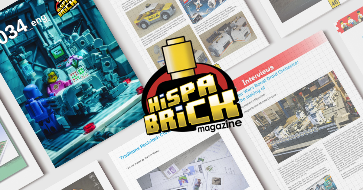 Hispabrick Magazine March 2020, Issue 34 now available for free download [News] | The Brothers Brick