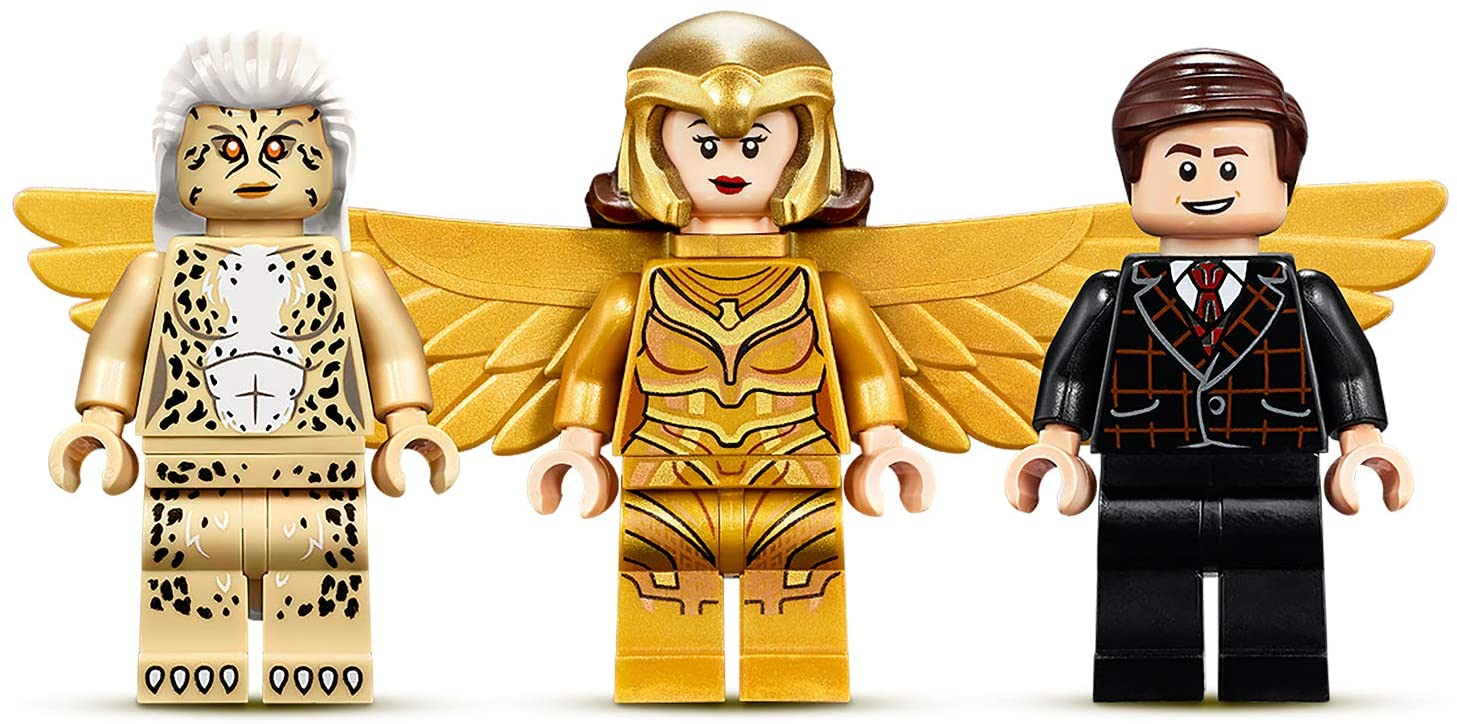 Wonder Woman 1984 LEGO set revealed as 76157 Wonder Woman vs ...