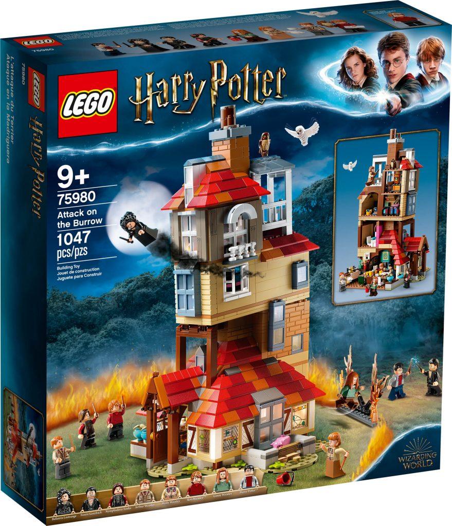 LEGO HARRY POTTER 1 THIN WINDOW,DARK BLUISH GRAY WITH GOLD LATTICE SET 4738