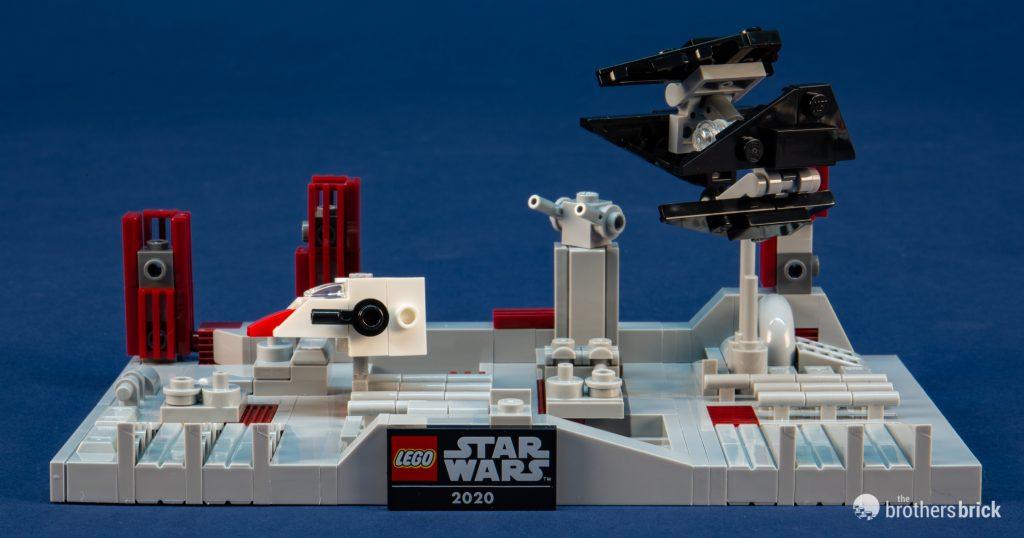 Lego Star Wars Death Star II Battle 40407