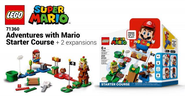 LEGO 71360 Mario Interactive Bowser JrFigure Only Super Mario Starter Kit