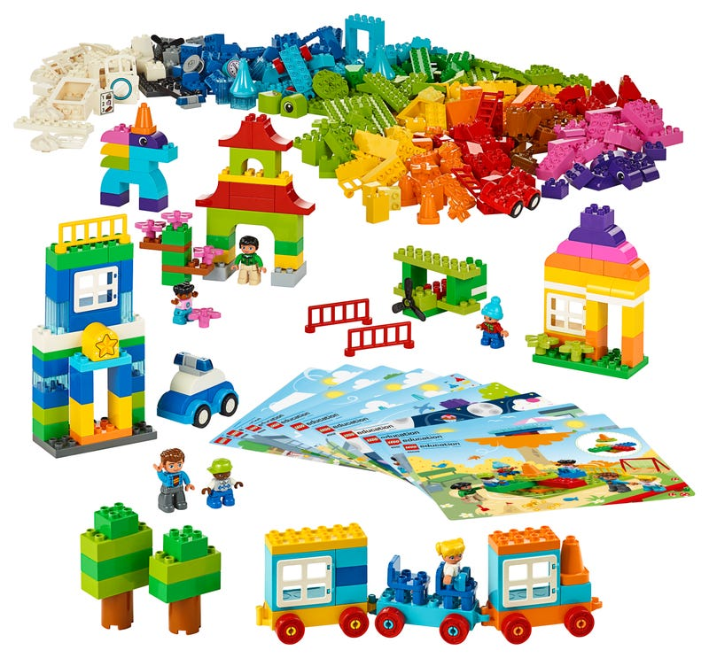 LEGO Education sets now available online for a limited ...