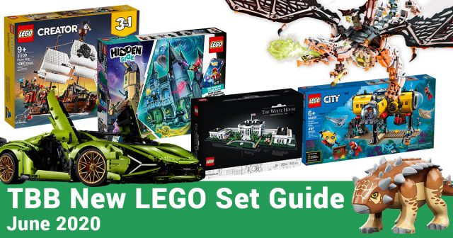 Your Guide To The 130 New Lego Sets Now Available For June 2020 Including The Technic Lamborghini And More News The Brothers Brick The Brothers Brick
