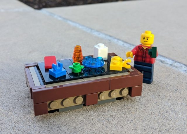 Storage And Building In Small Spaces A Look At Lego Organization With Guest Contributor Kevin Moses Feature The Brothers Brick The Brothers Brick