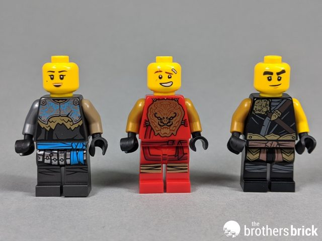 Lego Minifig Torso x 1 Hooded Sweatshirt Medium Stone Grey Yellow Hands