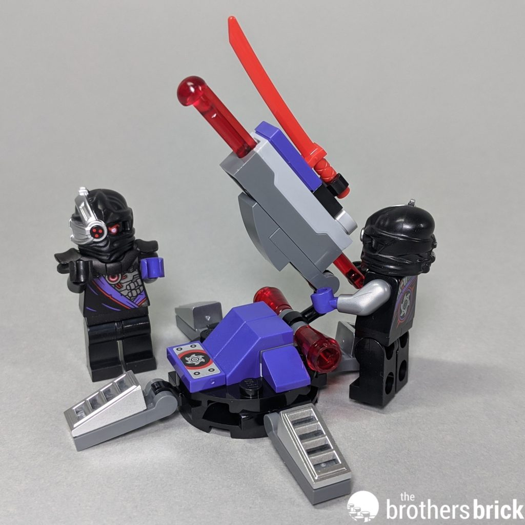 Ninjago Legacy 71704 Kai Fighter Review The Brothers Brick The Brothers Brick