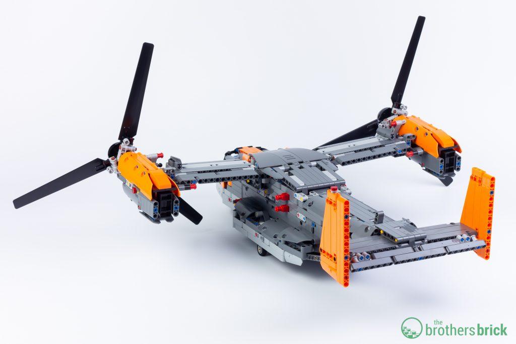 Grey Titanium Turbine NEW NEW Lego x 2//41531-6074417 Propeller Plane
