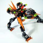 8115 Dark Panther Prototype (Orange)