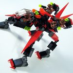 8115 Dark Panther Prototype (Red)