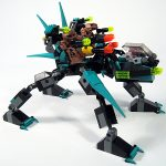 8115 Dark Panther Prototype (Teal)