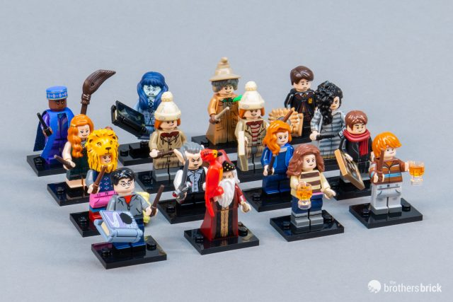 71028 Harry Potter™ Lego Minifigures Harry Potter Series 2