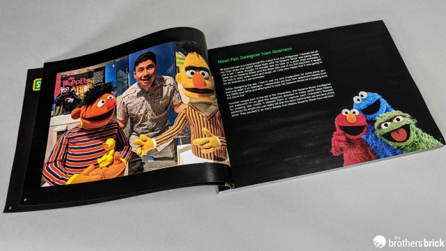 Come and Play! LEGO Ideas 123 Sesame Street (21324) [Review] | The Brothers  Brick | The Brothers Brick