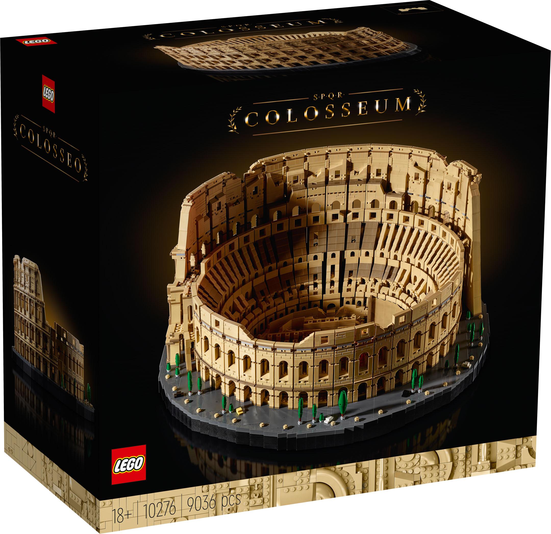 LEGO Creator Expert 10276 Colosseum - 9IR57-19 | The ...