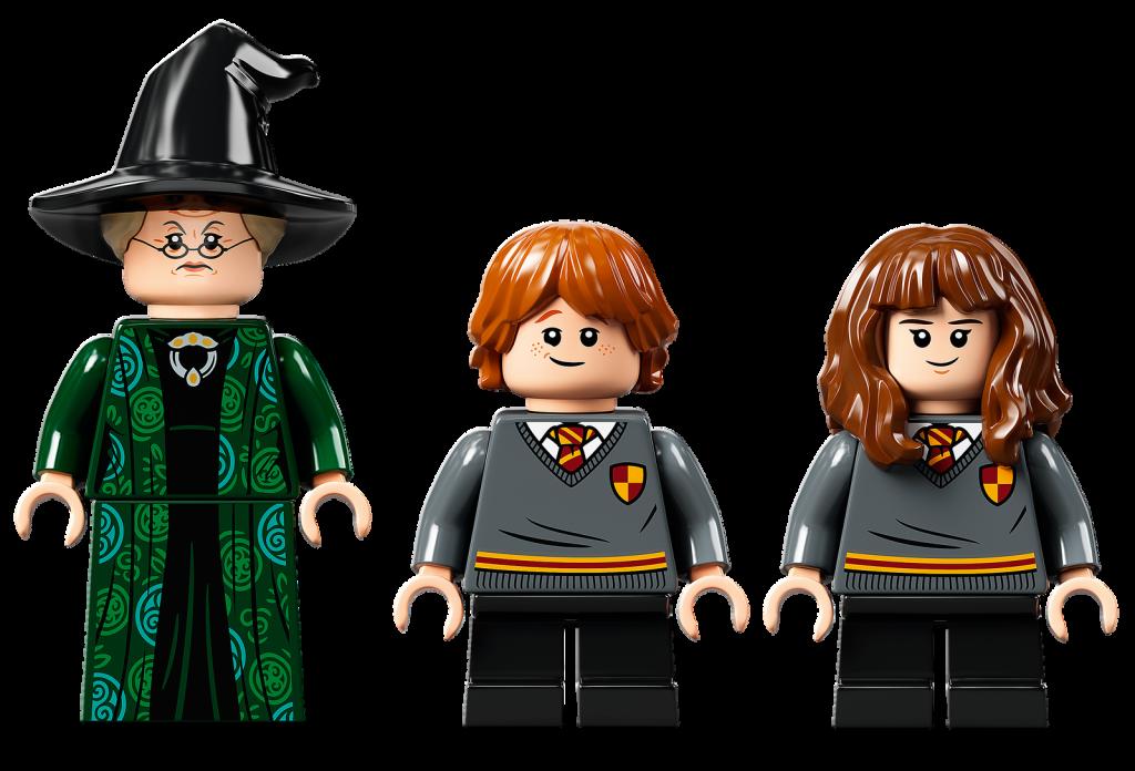 LEGO Harry Potter Transfiguration Class 76382_alt2 | The ...