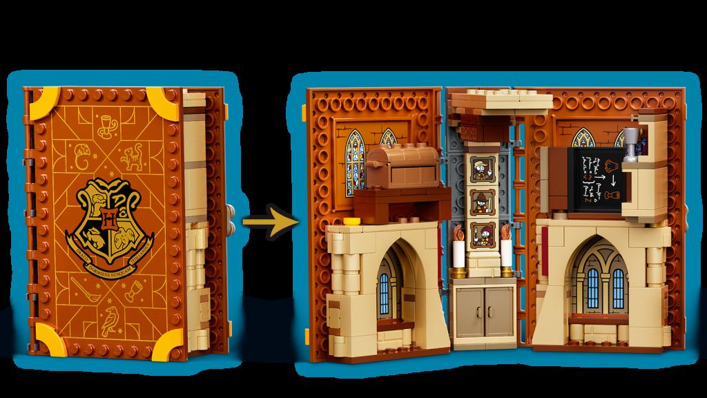 LEGO Harry Potter Transfiguration Class 76382_alt6 | The ...