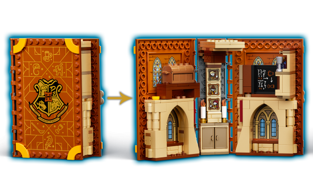 LEGO 76382 Harry Potter Hogwarts Moment: Transfiguration ...
