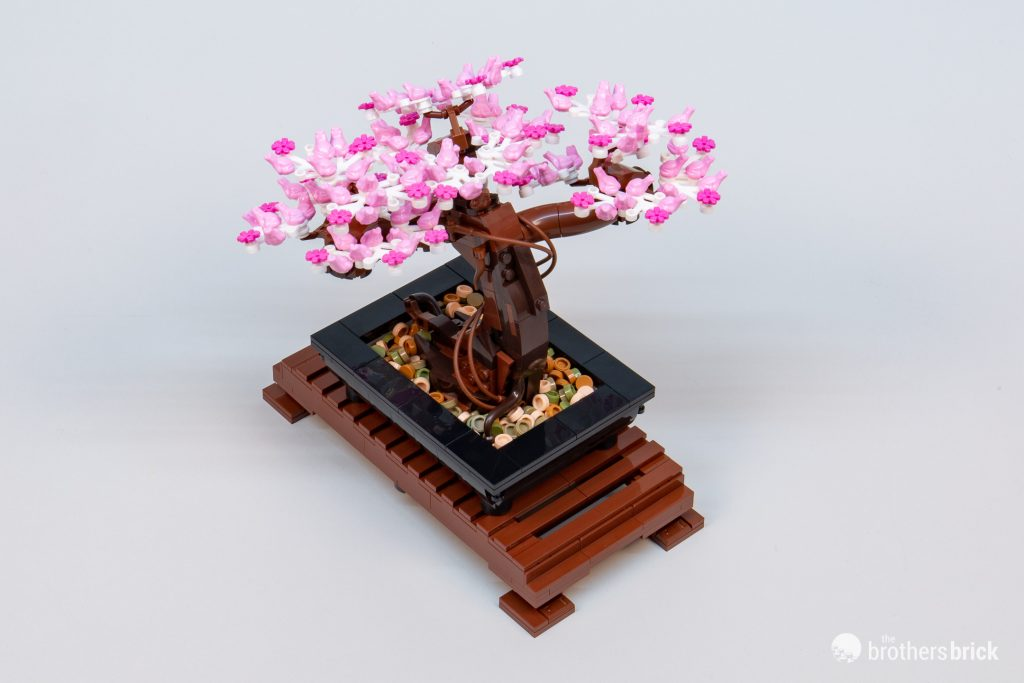 Lego Botanical Collection 10281 Bonsai Tree Tbb Review 6cy86 36 The Brothers Brick The Brothers Brick