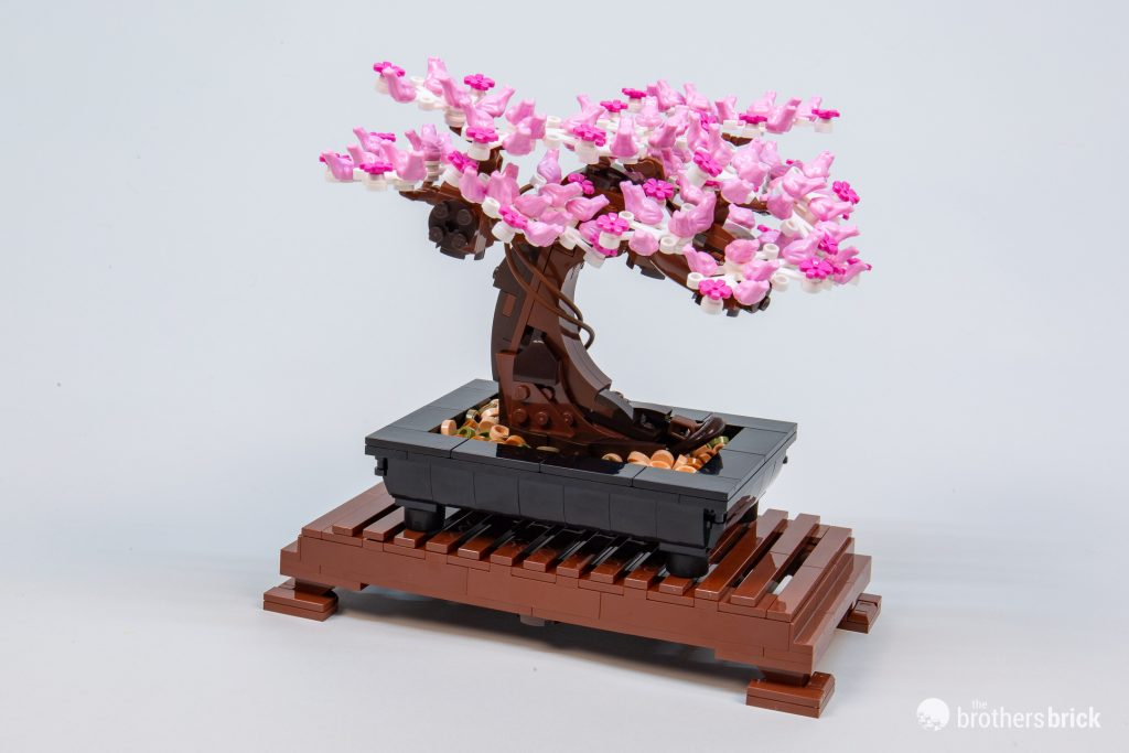 Lego Botanical Collection 10281 Bonsai Tree Tbb Review 6cy86 38 The Brothers Brick The Brothers Brick