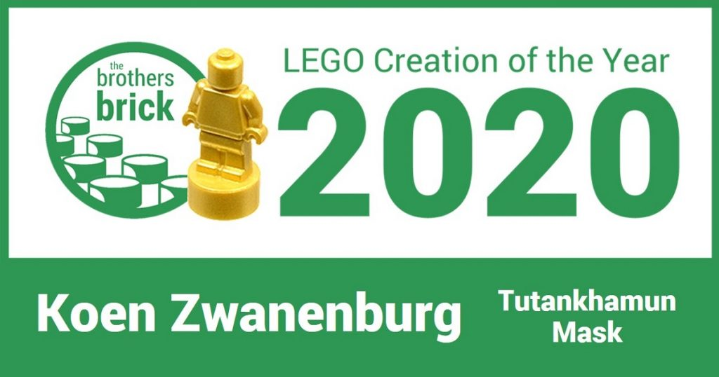 Best LEGO model of 2020