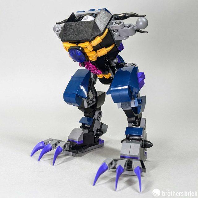 LEGO Ninjago Legacy 71742 Overlord Dragon Review | The ...