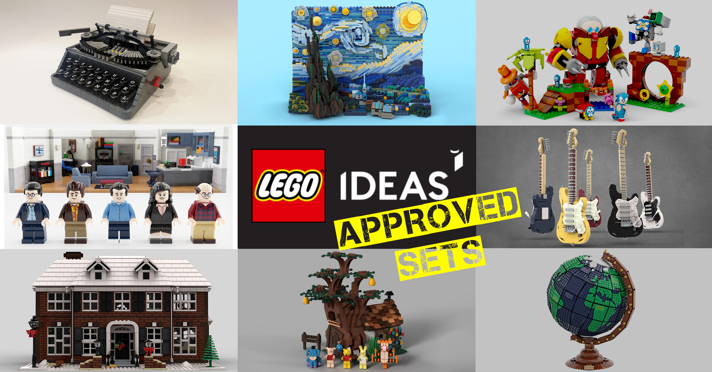 Lego Calendar October 2022.The 8 Approved Lego Ideas Winners Under Development To Be Released As Lego Sets News The Brothers Brick The Brothers Brick