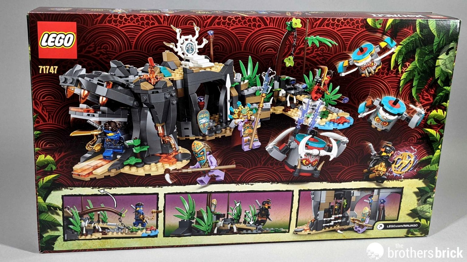 LEGO Ninjago 71747 The Keepers' Village - TBB Review - 2 ...