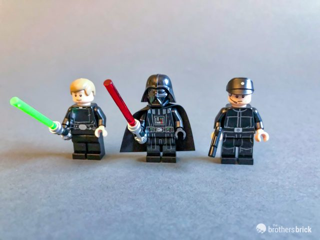 The Minifigures