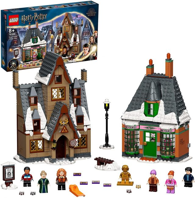 Two new LEGO Harry Potter sets revealed by online retailer [News] | The  Brothers Brick | The Brothers Brick