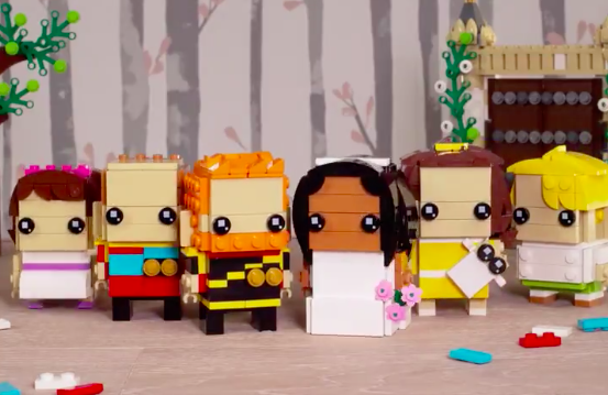 Royal Wedding BrickHeadz