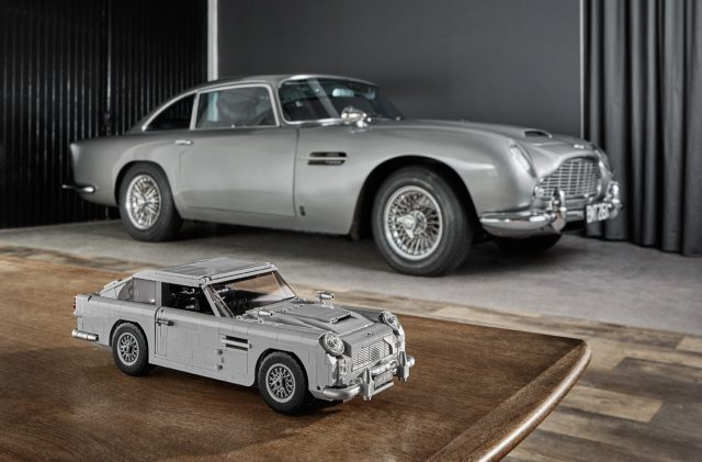 10262 James Bond Aston Martin Db5 Revealed As Next Lego Creator Expert Vehicle Available Starting Today News The Brothers Brick The Brothers Brick