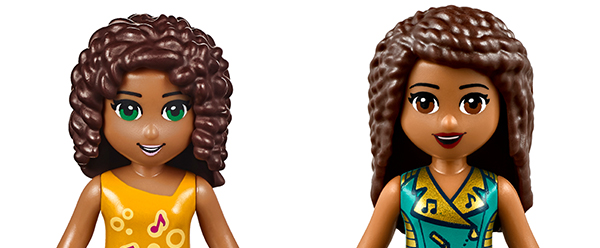 Lego Addresses 2018 Friends Character Redesigns By Bricking Around
