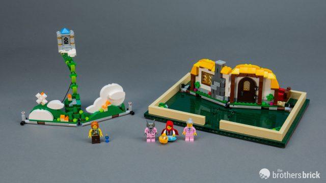LEGO Ideas The Giant Minfigure from set 21315 NEW idea043