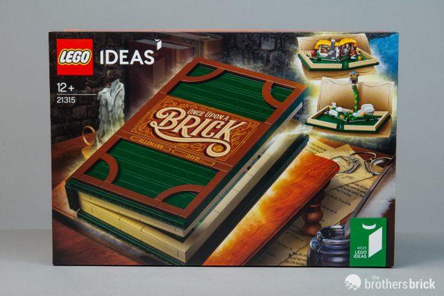 Lego Ideas 21315 Pop Up Book Packs A Big Fairy Tale Surprise Review