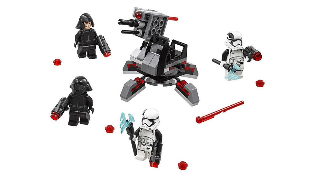75197 First Order Specialists Battle Pack