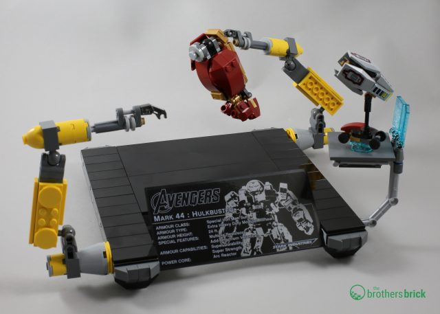 LEGO Marvel Hulkbuster: Ultron Edition 76105 [Review] | The Brothers