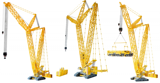 LEGO Crane Archives | The Brothers Brick | The Brothers Brick