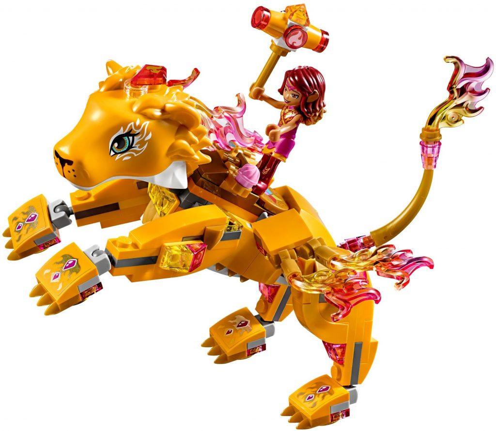 41192 Azari & The Fire Lion Capture