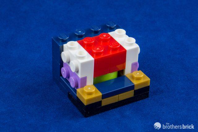 Avengers: Infinity War LEGO BrickHeadz: Iron Man, Thanos